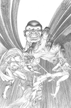 Martian Manhunter 9