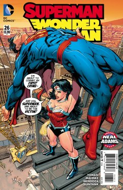 Superman Wonder Woman 26
