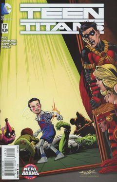 Teen Titans 17